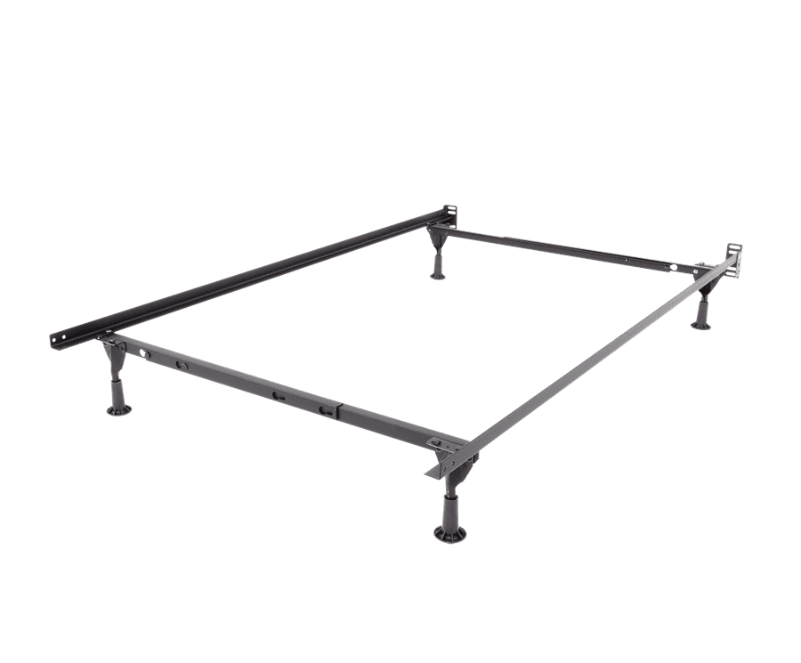 Twin Full Metal Bed Frame In Houston